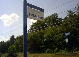 Håkantorp train station sign.jpg