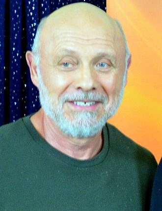 Héctor Elizondo - Elizondo on the set of Last Man Standing in 2012