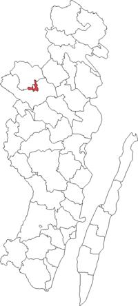 Vimmerby by i Kalmar amt