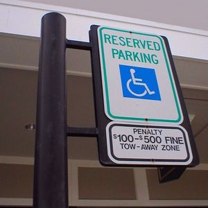 300px HCSign3 Invisible vs. Visible Disability   Discrimination WITHIN the Disability Community