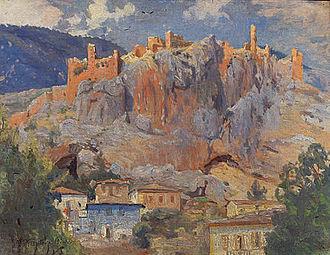 Amfissa - Castle of Amfissa