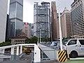 HK 中環 Central 天星碼頭多層停車場 Star Ferry Piers Carpark building roof view October 2018 SSG 43.jpg