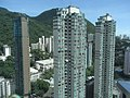 HK Kennedy Town 寶雅山 46A Belcher's Hill view 翰林軒 University Heights June-2011.jpg