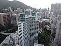 HK ML 半山區 Mid-levels 漢寧頓道 Honiton Road 80 Bonham Road FV 禮賢閣 29 B2 Rhine Court view nearby January 2016 DSC 11.jpg