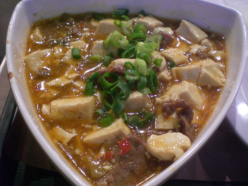 HK TST Chungking Mansion Cke %E5%A4%A7%E5%AE%B6%E6%A8%82 Cafe de Carol Restaurant Mapo doufu