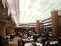 HK TSW 天水圍 Tin Shui Wai 天恩路 Tin Yan Road 嘉湖銀座 Kingswood Ginza mall Hok Ka Hut restaurant interior n visitors Dec 2016 Lnv2.jpg