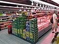 HK food market at 西環正街 Centre Street shop 佳寶食品超級市場 Kai Bo Food Supermarket 第三街 Third Street 西環 Sai Ying Pun April 2020 SS2 01.jpg