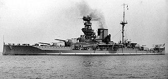 HMS Valiant (1914) - Image: HMS Valiant (1914)