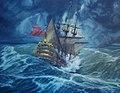 HMS Victory Last Voyage 1744.jpg