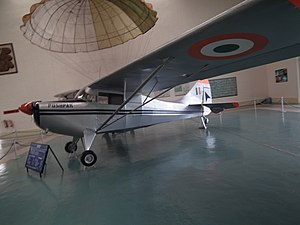 HUL-26 Pushpak at HAL Museum 7858.JPG