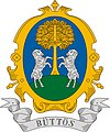 Huy hiệu của Büttös