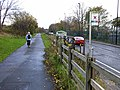Hadrian's Way and Lemington Road - geograph.org.uk - 1038629.jpg