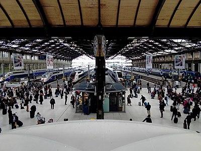 ایستگاه لیون