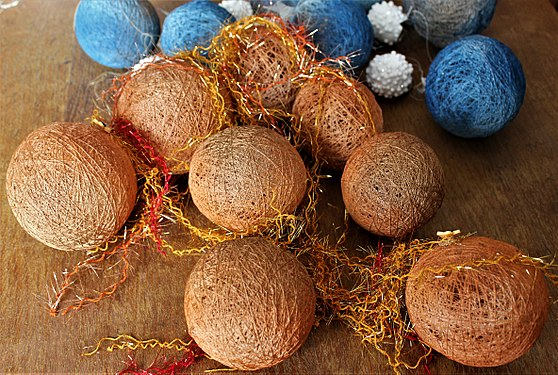 Handmade New Year tree decorations.jpg