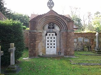 Wargrave - The Hannen Columbarium