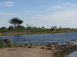 national park in Sweden
