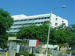 Harbor–UCLA Medical Center - Image: Harbor UCLA Medical Center 20150328 (2)