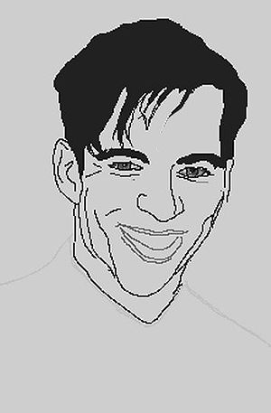 Harry Connick Jr (illustration)