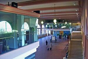 Hartford Union Station - Station interior