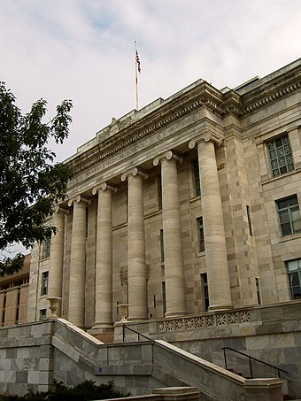 Harvard Medical School, one of the most prestigious medical schools in the world HarvardMed2.JPG