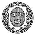 Harvard University Press logo 1925.png