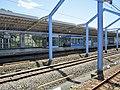 Hasama station platform 20190727.jpg
