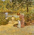 Hassam - descending-the-steps-central-park.jpg