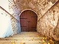 Haus des Heiligenstädter Testaments - Kellereingangstür.jpg