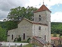 Hautefage-la-Tour - Église Saint-Just -1.JPG