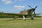 Hawker Hurricane Mk.I 'P3717 SW-P' (G-HITT) (30204163407).jpg