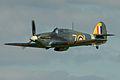 Hawker Sea Hurricane Ib 'Z7015 - 7-L' (G-BKTH) (12352412733).jpg