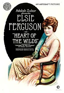 <i>Heart of the Wilds</i> 1918 film by Marshall Neilan