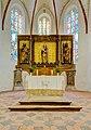 Heiligengrabe, Kloster Stift zum Heiligengrabe, Stiftskirche -- 2017 -- 7197-203.jpg