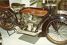La progenitrice della R32: la Helios del 1922 con motore BMW M2B15