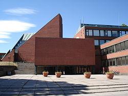 Teknillisen korkeakoulun päärakennus – Wikipedia