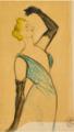 Henri de Toulouse-Lautrec YVETTE GUILBERT.PNG