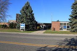 Henrietta Township Office and Eldon E. Katz Elementary School