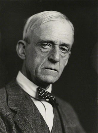 Henry Tonks - Henry Tonks, photograph by George Charles Beresford, 1922