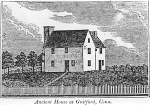 Guilford, Connecticut - Image: Henry Whitfield House