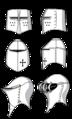 Heraldic helmets.png