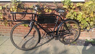 Hercules Cycle and Motor Company - Hercules trade bike.