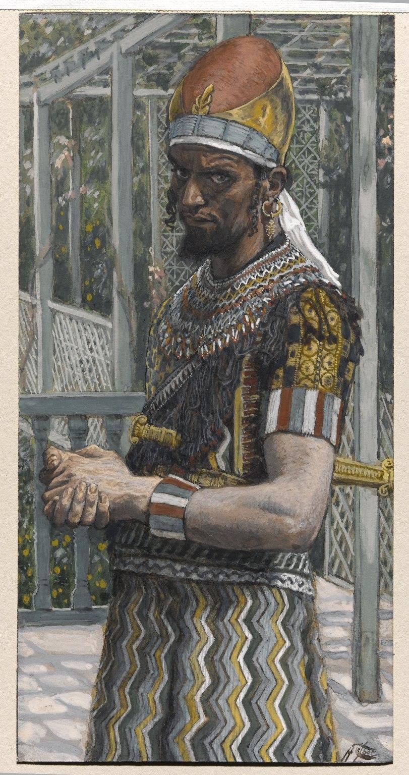 Herod tissot