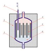 Nuclear reactor scheme