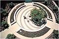 Hewlett Packard Corporate Headquarters courtyard.jpg