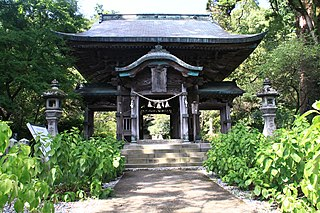 Shinto shrines in Ōita Prefecture, Japan