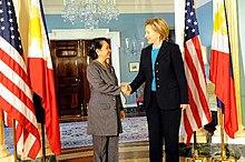 Dating pangulong Gloria Macapagal Arroyo