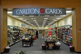 Carlton Cards - Image: Hillcrest Carlton Cards