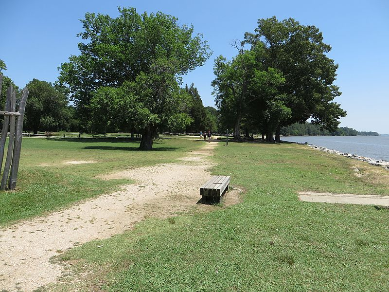 File:Historic Jamestowne, Colonial National Historical Park, Jamestown, Virginia (14239013038).jpg