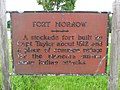Historical marker for Fort Morrow.jpg