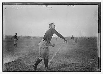 Harvey Rexford Hitchcock Jr. - Hitchcock in 1913